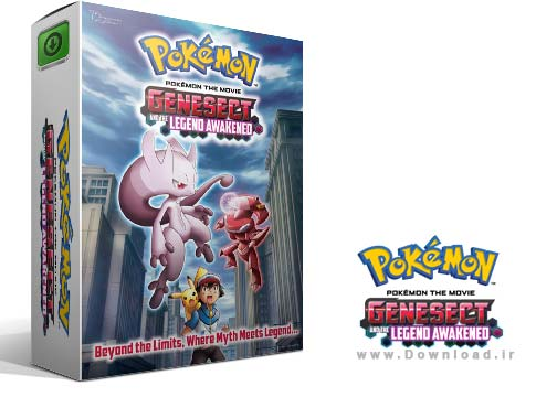 pokémon the movie genesect and the legend awakened download